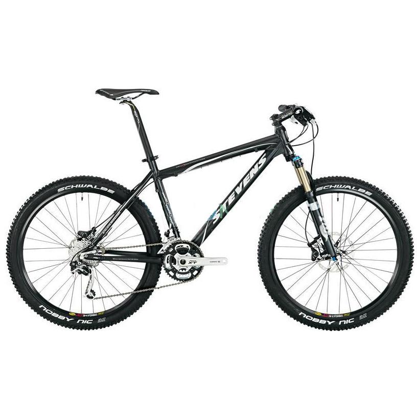 Велосипед Stevens Manic Anodized Black 18