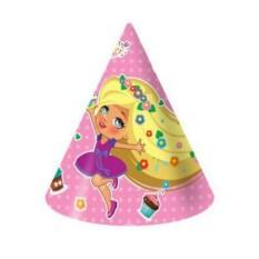 Колпак для праздника Девочка с пирожным