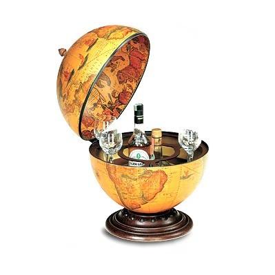 Настольный бар «Глобус»