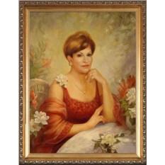 Оригинальный портрет главному бухгалтеру