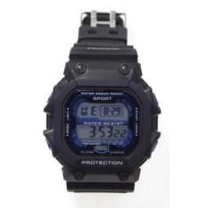 Цифровые спортивные водостойкие часы Bistec