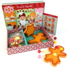 Игровой набор «Печеньки Оскара и Канэль»