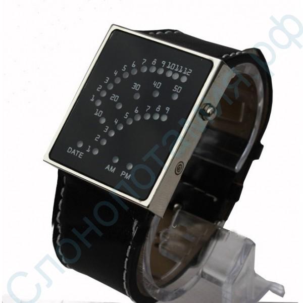 Наручные часы LED Три дуги