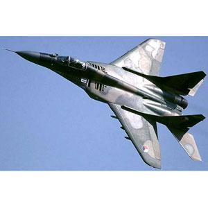 Высший пилотаж на МиГ-29