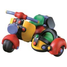 Конструктор Мотоцикл трёхколёсный