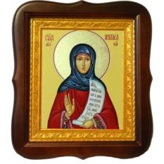 Анастасия Римляныня Преподобномученица. Икона на холсте.