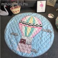 Пляжная сумка-коврик для игрушек Вперед к приключениям