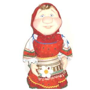 Кукла - бар Хозяюшка