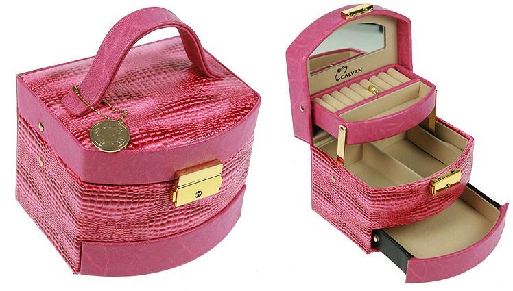 Шкатулка украшений Pink case