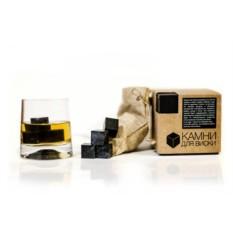 Скандинавские камни для виски и напитков