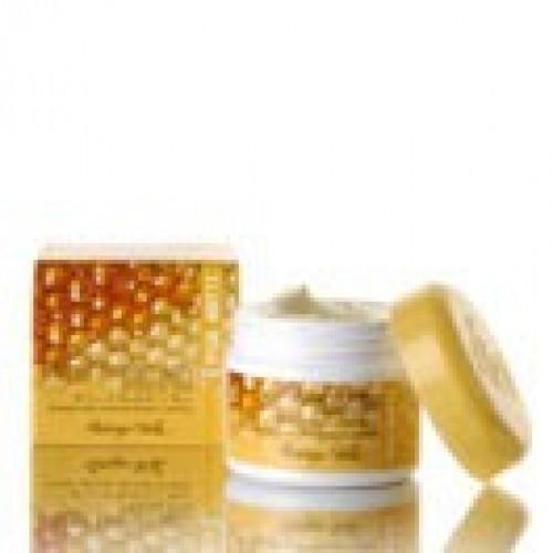 Крем ночной для лица с мёдом