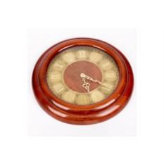 Настенные часы из красного дерева Gift