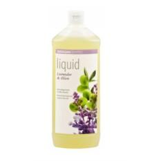 Жидкое мыло Лаванда-олива