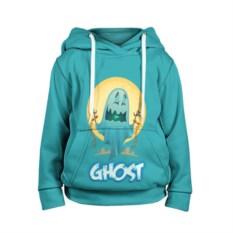Детская 3D-толстовка Ghost