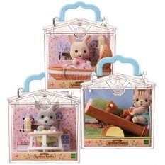 Набор Sylvanian Families Младенец в пластиковой коробке-4