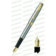 Перьевая ручка Parker Sonnet F527 St. Steel GT
