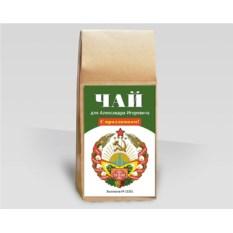 Именной чай «Герб Туркменской ССР»