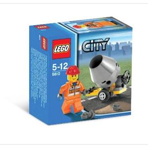Набор Lego «Строитель»