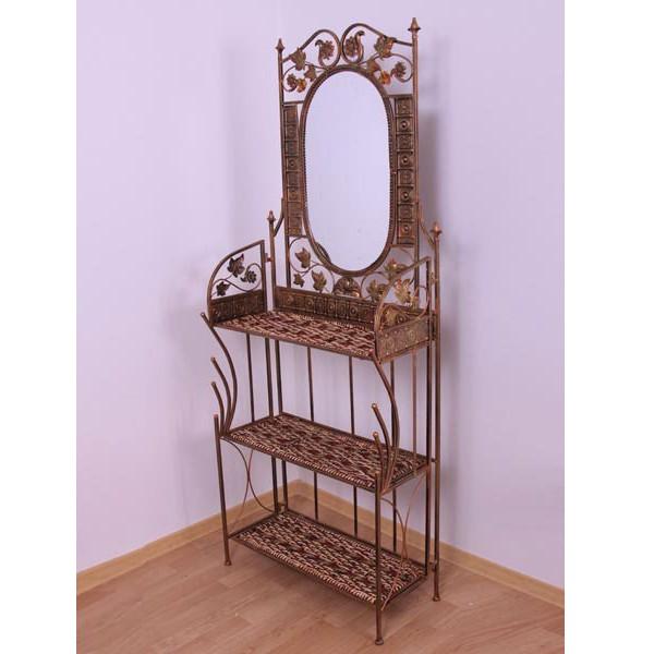 Трюмо декоративное с зеркалом