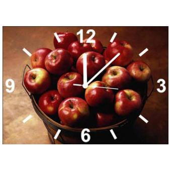 Настенные часы «Яблочки»