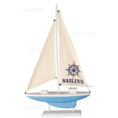 Модель яхты Sailing 32 см