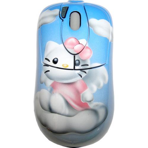 Мышь расписная Hello Kitty