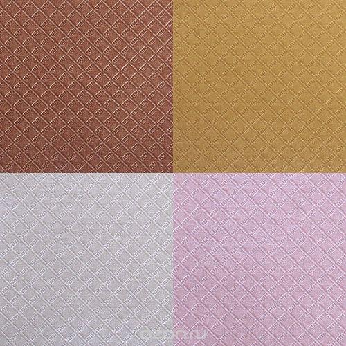 Бумага текстурная Craft Premier Алмазная грань, 4 листа