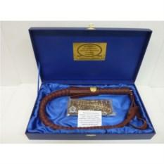 Подарочный набор в синем Кнут и пряник
