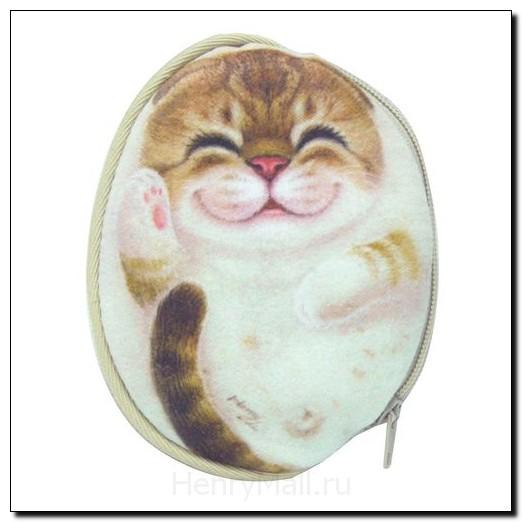 Кошелек женский кошка Белла