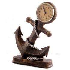 Настольные часы Якорь