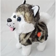 Поющая и танцующая игрушка Собака хаски