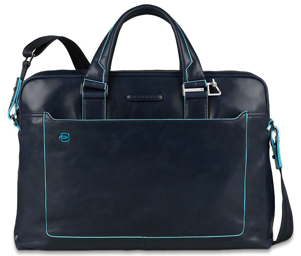 Мужская сумка с отделением для ноутбука Piquadro Blue Square