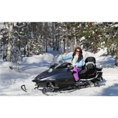 Впечатление в подарок Сафари на снегоходе