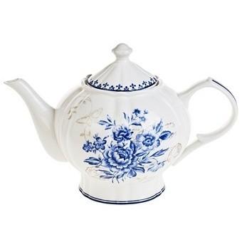 Заварочный чайник Нежный узор
