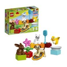 Конструктор Лего Дупло Домашние животные
