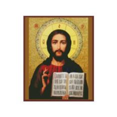 Набор для вышивки стразами «Христос Спаситель»