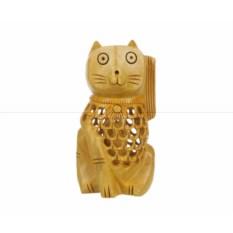 Прорезная статуэтка Кот