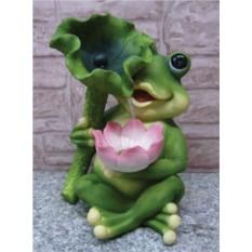 Фонтан Очнь большая лягушка