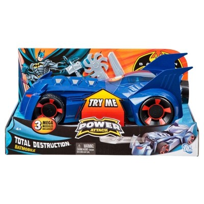 Автомобиль Бэтмена Batmobile
