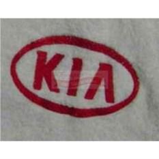 Махровое полотенце с логотипом Kia