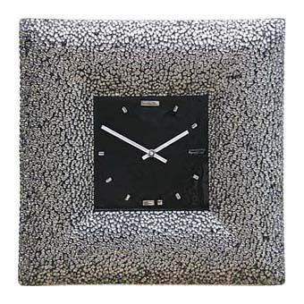Часы «Платиновый квадрат»  480x480 мм