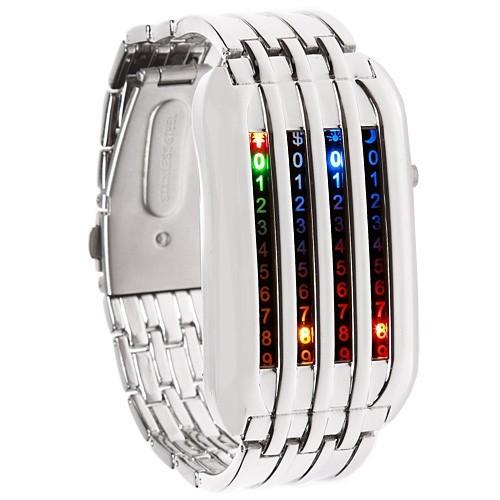 Наручные бинарные часы «Matrix»