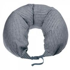 Темно-серая массажная подушка La Siesta