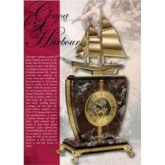 Настольные часы Genoa Harbour