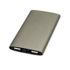 Бронзовое портативное зарядное устройство Мун 4400 mAh