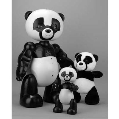 «Панда». Робот