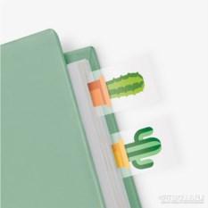 Маркеры для страниц Cactus (100 шт.)