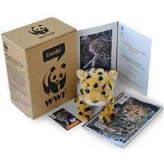 Дальневосточный леопард WWF