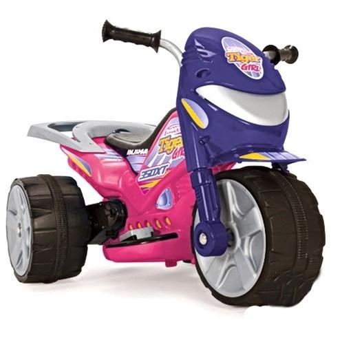 Трицикл TIGER GIRL