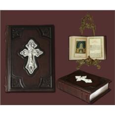 Книга Православный молитвослов с крестом